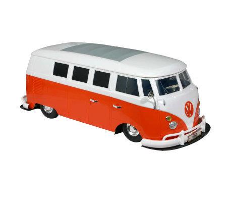 herbie radio control 1 6 scale volkswagen bus. Black Bedroom Furniture Sets. Home Design Ideas
