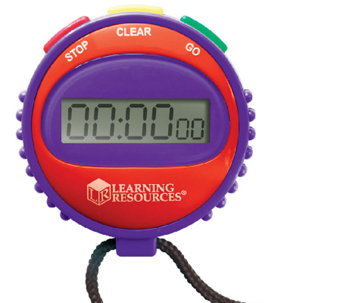 Simple Stopwatch by Learning Resources - T123675