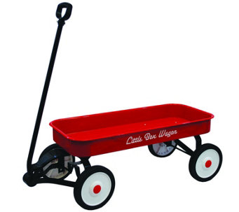 "Little Box 34"" Metal Wagon - T127675"