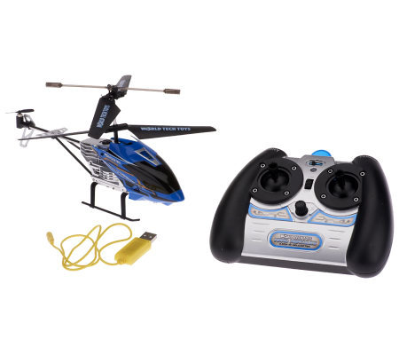 Nano Hercules Light-Up 3.5 Channel Gyro RC Helicopter