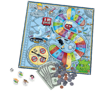 Money Bags: A Coin Value Game by Learning Resources - T119179