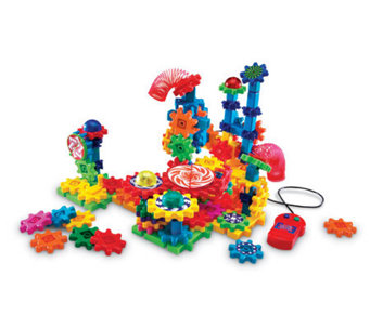 Gears! Gears! Gears! Action Building Set by Learning Resource - T119279