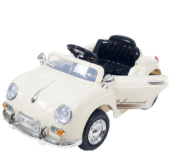 Lil Rider 58 Speedy Sportster Battery OperatedCar w/ Remote - T127479
