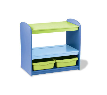 Little Tikes Sit And Store Shelf
