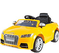 Lil' Rider Audi TTS Roadster 6V Battery-PoweredRide-on Car - T127883