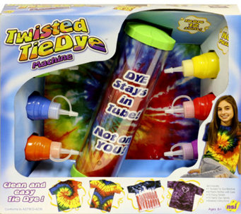 Twisted Tie Dye Machine - T124484