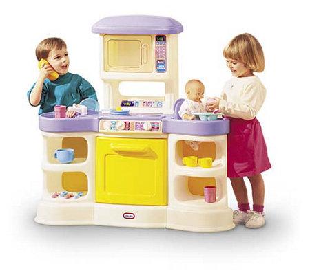 Little Tikes Family Kitchen — QVC.com