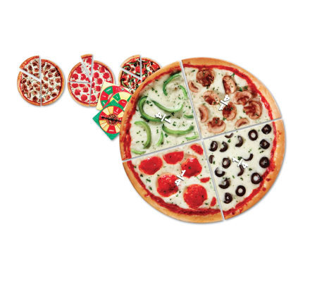 Pizza Fraction Fun Jr. by Learning Resources