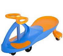 Lil' Rider Wiggle Ride-On Car - T127185