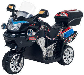 Lil' Rider 3 Wheel Battery Powered FX Sport Bike - T127385