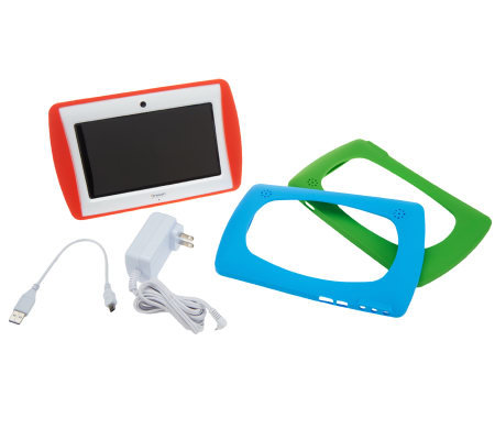 "Meep 7"" Children's 8GB WiFi Tablet w/ Apps by Oregon Scientific"