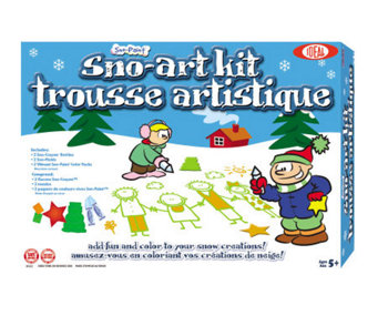 Ideal Sno-Art Kit - T124390