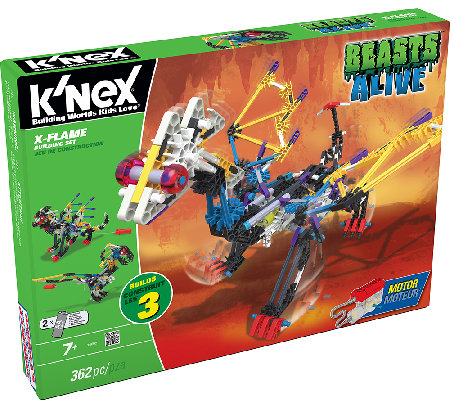 K'Nex X-Flame Building Set