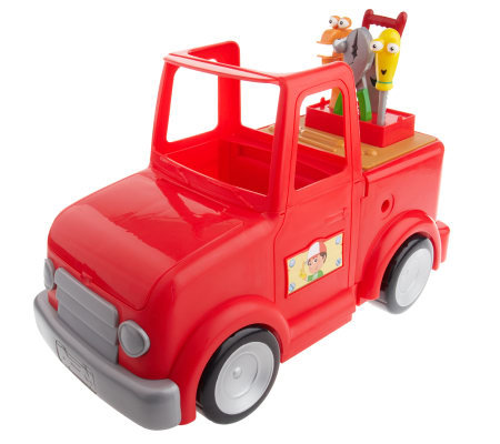 Fisher-Price Handy Manny 2-in-1 Transforming Truck Playset