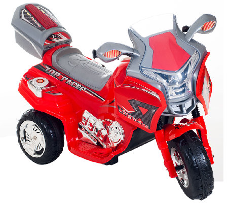Lil' Rider Top Racer Sport Bike 6V Ride-On