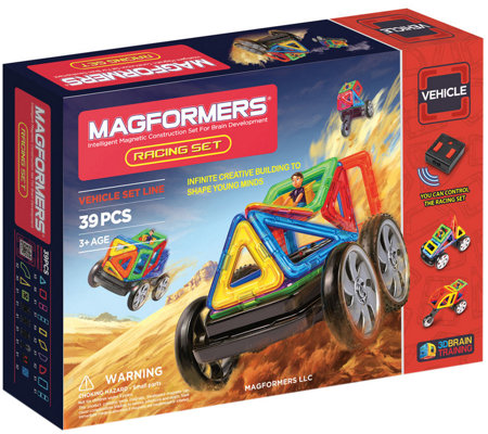 Magformers Racing 39-Piece Set