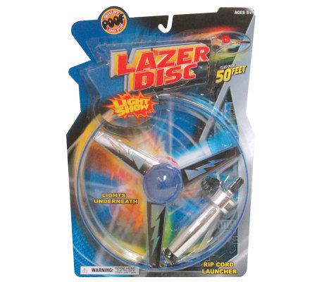 Lazer Disc Game