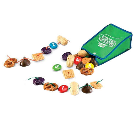 Smart Snacks Trail Mix & Match by Learning Resources