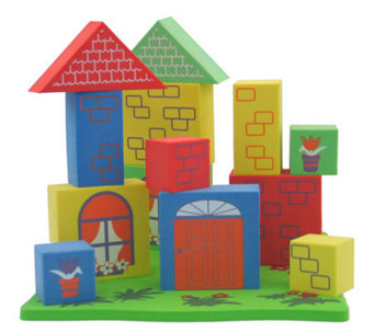 Floating Blocks Bath Toy - T123797