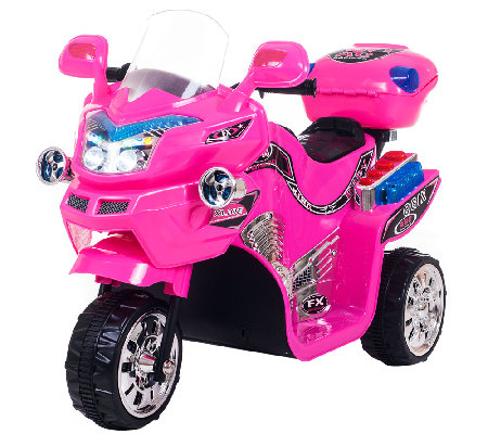 Lil' Rider FX 3-Wheel Bike 6V Ride-On