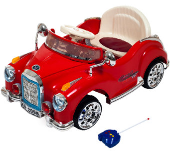 Lil' Rider Cruisin' Coupe Battery OperatedClassic Car - T127297