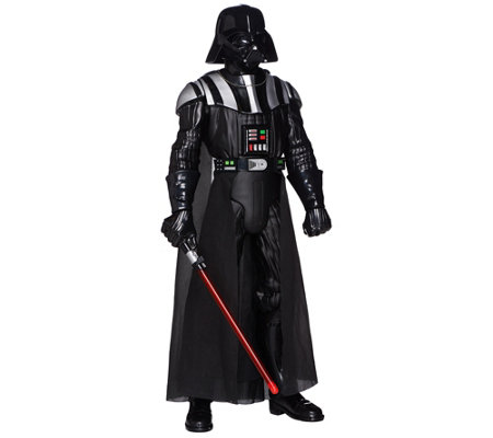 "Star Wars 48"" Darth Vader Motion Activated Battle Buddy"