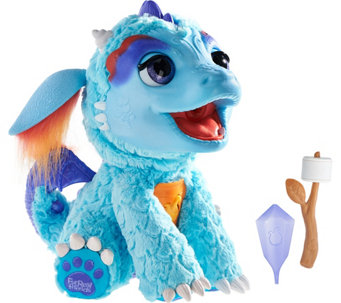 FurReal Friends Torch My Blazin Dragon By: Hasbro - T34298