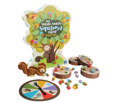 Sneaky Snacky Squirrel Game by Educational Insights