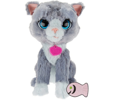 FurReal Friends Bootsie the Cat By: Hasbro