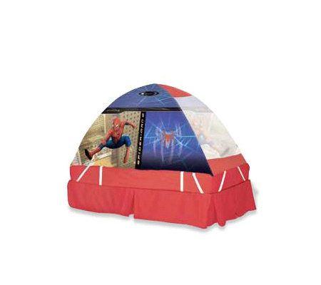 sc 1 st  QVC.com & Spider-Man 2: Hide u0027N Sleep Bed Dome Tent u2014 QVC.com
