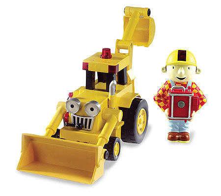 Bob the builder remote control follow me scoop qvc sciox Images