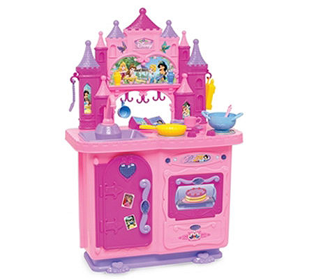 Disney Princess Magical Talking Kitchen