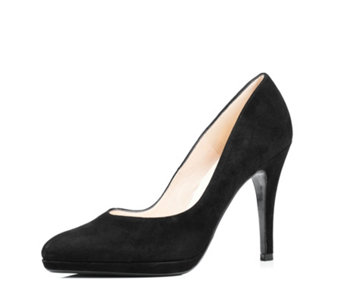 Peter Kaiser Herdi Suede Court Shoe - 160600