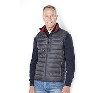 Harvey & Jones Men's Quilted Gilet - 161700