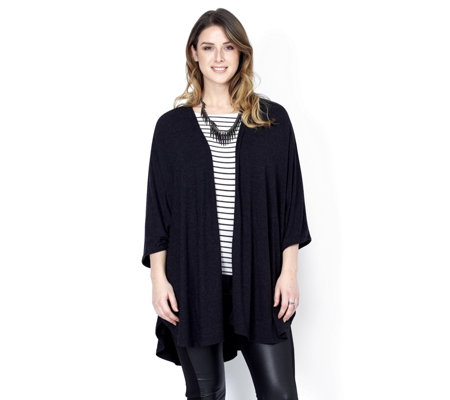Join Clothes Edge to Edge Kimono Sleeve Cardigan - Page 1 - QVC UK