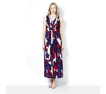Fashion by Together Printed Maxi Dress - 159502