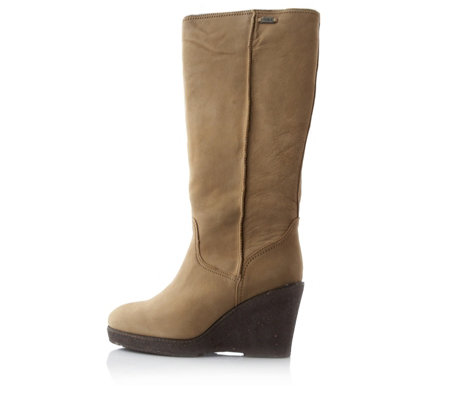 emu australia heighton hi sleek wedge boot page 1