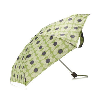 Orla Kiely Wooden Handle Umbrella