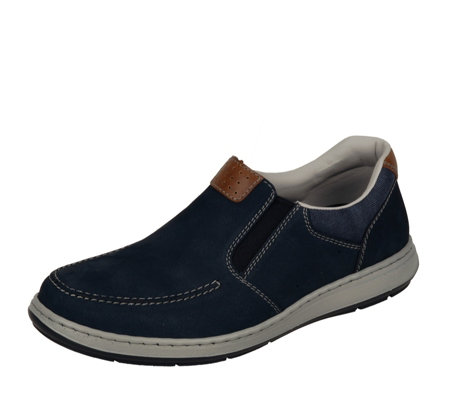Rieker Men's Lightweight Slip On Shoe