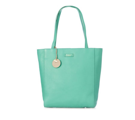 Radley London Long Acre Large Leather Zip Top Tote Bag