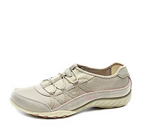 Skechers Active Breathe Easy Suede & Ripstop Slip On with Memory Foam - 158506