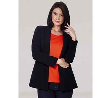 Ruth Langsford Edge to Edge Blazer - 165608