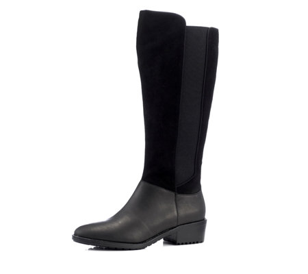 Emu Mid Rise Collection Cleveland Leather Knee High Boot