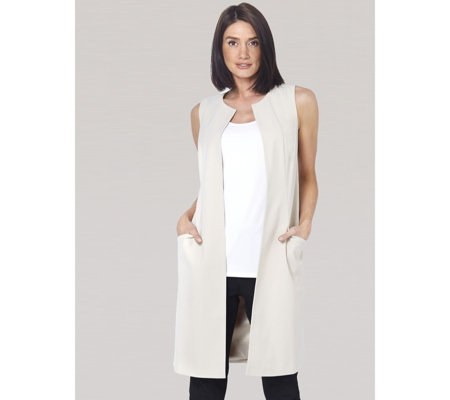 Ruth Langsford Sleeveless Duster