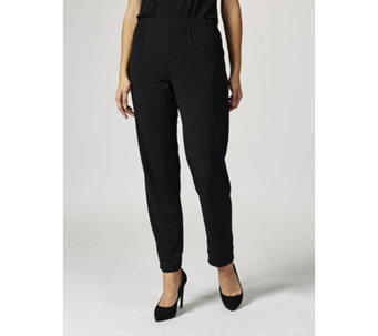 Narrow Leg Trousers by Michele Hope - 167609