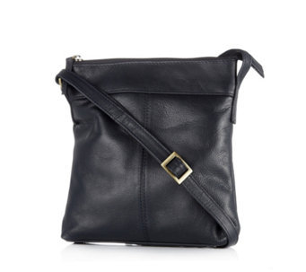 Amanda Lamb Small Leather Crossbody Bag - 164910