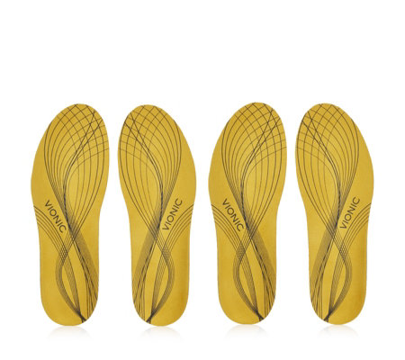 Vionic Unisex Full Length Twin Pack Insole