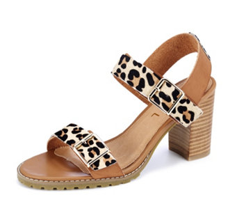 Ravel Dorris Safari Sandal with Adjustable Buckles - 165512