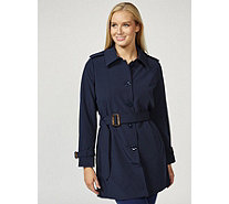 Ruth Langsford Belted Mac Trench Coat - 170112