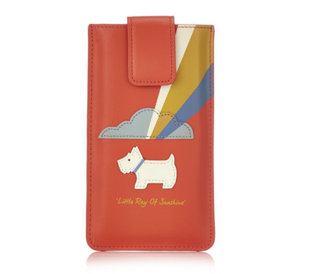 Radley London Ray Of Sunshine Leather iPhone 6 Case